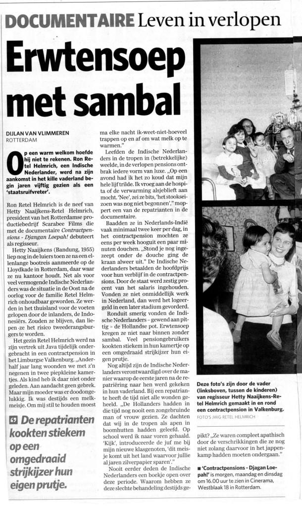 Erwtensoep met sambal001