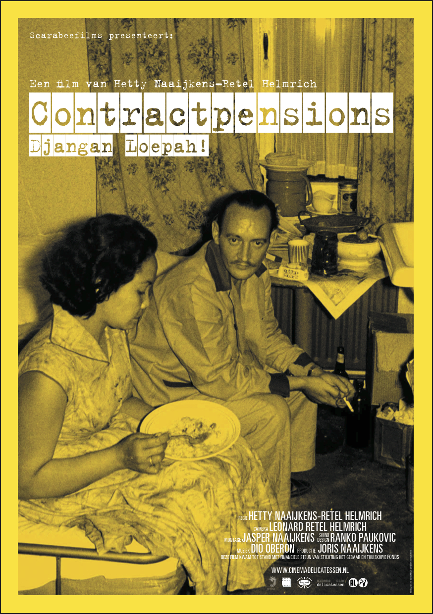 Poster Contractpensions