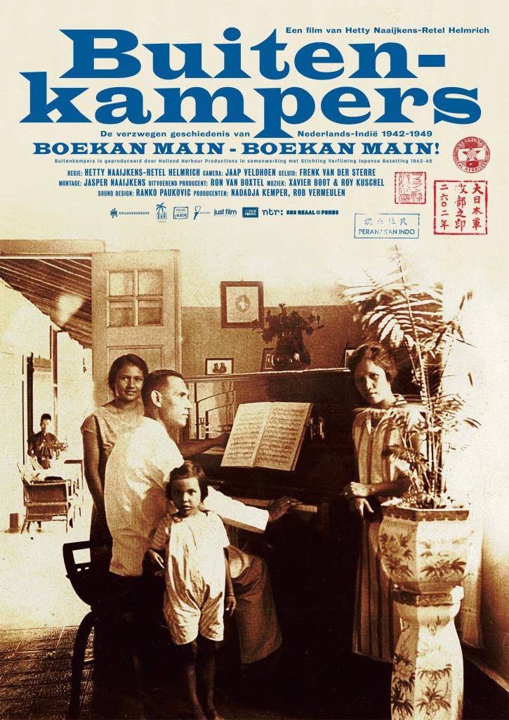 Poster Buitenkampers